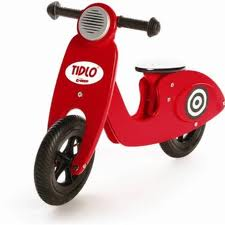 Tidlo Scooter Balance bike