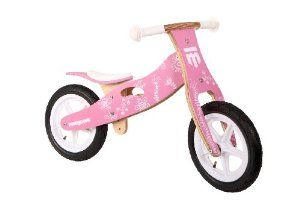 Mongoose girls balance bike
