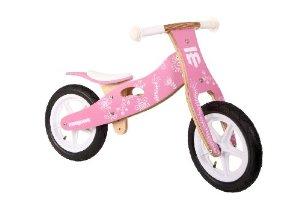 Mongoose girls balance bike