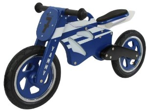 Yammy Wooden Motorbike balance bike