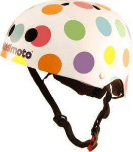 Pastel Dotty Helmet