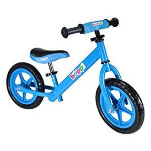 Metal Boppi balance bike
