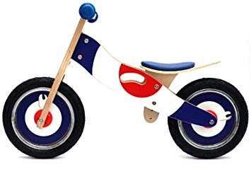 Jiggy Wooden Balance Bike