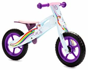Nicko Unicorn Balance Bike