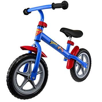 Safetots Superman Balance Bike