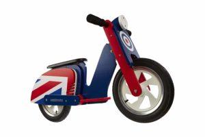 Kiddimoto Scooter Balance Bike